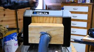Planer Dust Collection Solution*