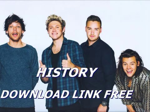 ONE DIRECTION-- HISTORY (AUDIO) (DOWNLOAD LINK MP3 FREE)