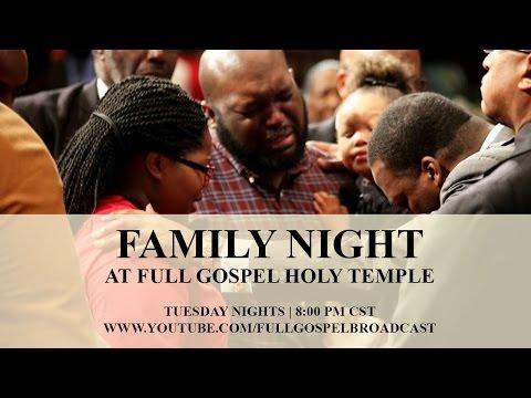 FGHT Dallas: Family Night (October 25 )