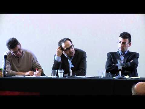 Panel 3: Law, Revolution, Democracy (Nathanson Centre, 15 March 2013)