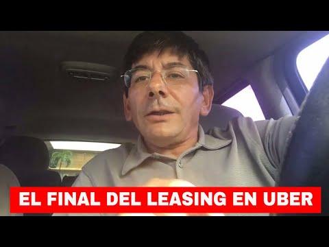 EL FINAL DEL LEASING EN UBER