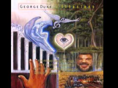 George Duke ~ Love Can Be So Cold (1995)
