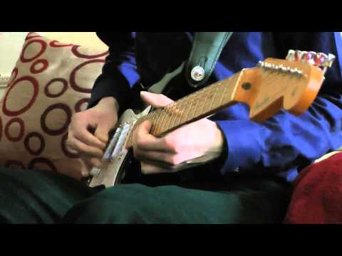 Craig Hawes Sherwood Forest Guitar Solo by Andrew Neil Dickson