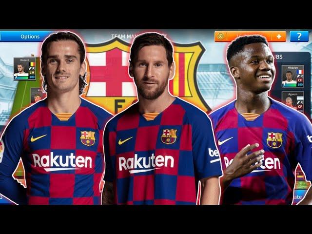 دريم ليجا- تحميل فريق برشلونة طاقاتهم 100% لموسم 2020 لعبه Dream League مع الاطقم الاخيرة !!????????