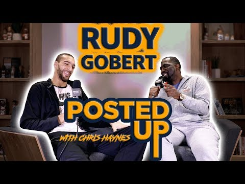 Rudy Gobert joins Posted Up with Chris Haynes: A Yahoo Sports Podcast