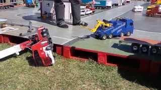 Accident camion de pompier Jika