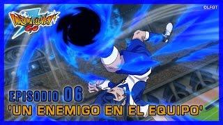 Inazuma Eleven Go Galaxy - Episodio 6 español «¡Un enemigo en el equipo!» thumbnail