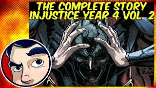 Injustice Gods Among Us Year Four Vol 2 (Superman Vs The Old Gods)