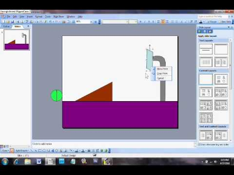 Animating With PowerPoint Part 2