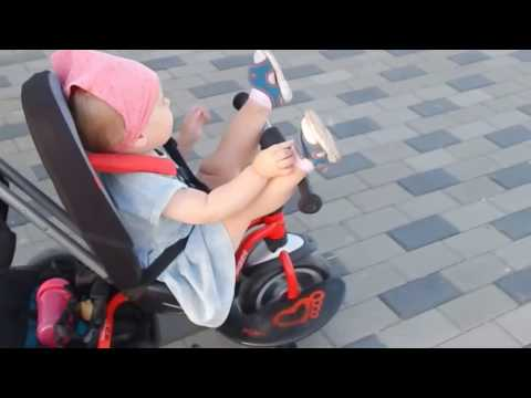 Детский велосипед Puky Ceety S6