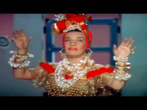 Carmen miranda mama yo quiero lyrics