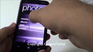 Capture Screenshot on Nokia 620, 720, 820, 920 or Windows Phone 8