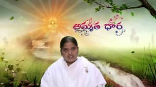 027 Jeevitam yokka nanyatha - BK Parvati  - Amruthadhara Telugu