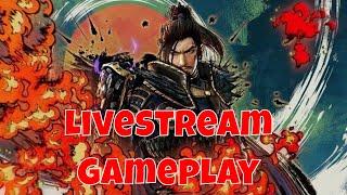 Samurai Warriors 5 Livestream Gameplay
