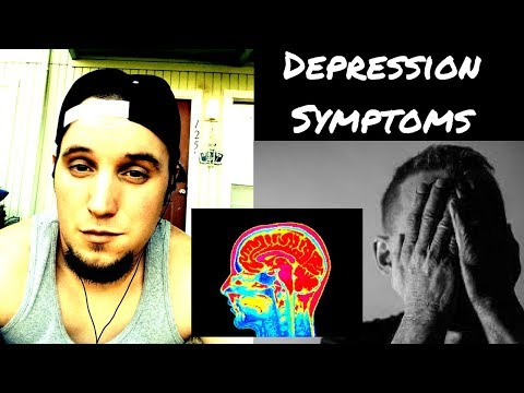 Common Depression Symptoms in Men