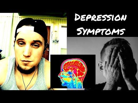 Common Depression Symptoms in Men
