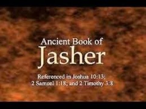 Book of Jasher - part 1