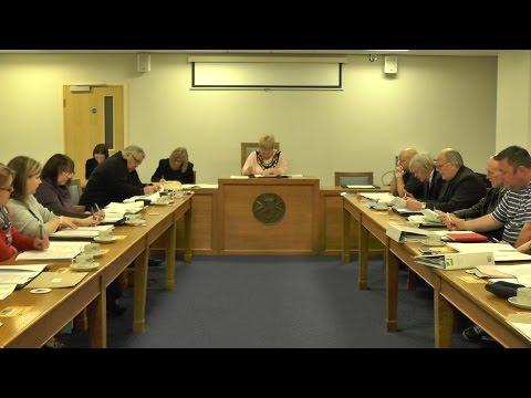 MacKay Media | Annual Meeting of Shildon Town Council 15 May 2017