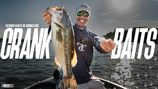 Catch BIG FISH on a CRANK BAIT! // Project E // [Summertime Crankin' Part 2]