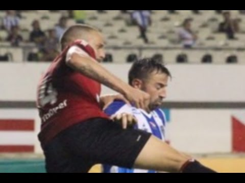 Gols, Paysandu 1 x 1 Brasil-RS - Brasileirão Série B 09/09/2016