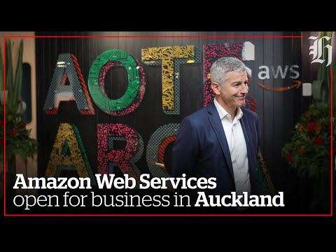 Amazon office open for business in Auckland   nzherald.co.nz