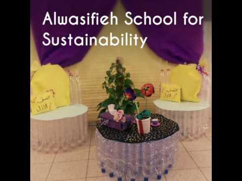 Globe at Alwasifieh School