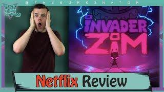 Invader ZIM: Enter the Florpus Netflix Review