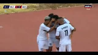 بالفيديو - منافس الأهلي.. النجمة يتوج بأول ألقابه في لبنان هذا الموسم