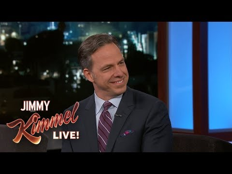 Jake Tapper on Sources & White House Correspondents Dinner