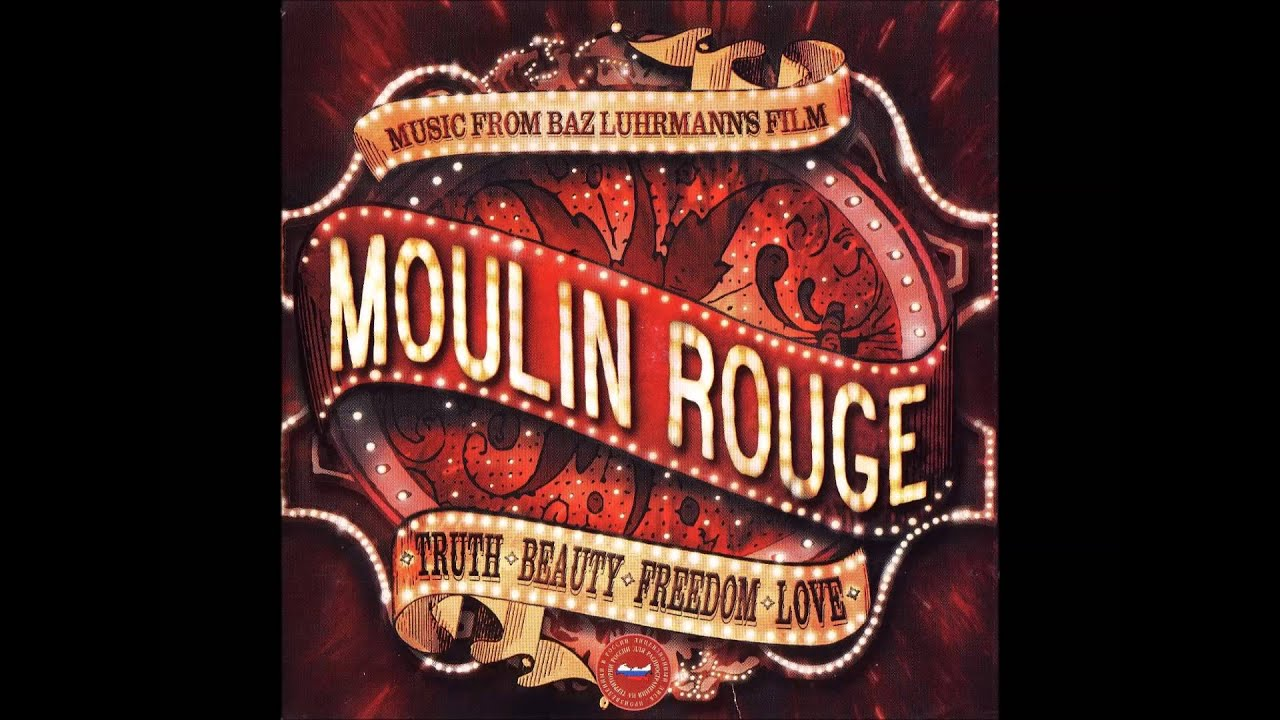 cd trilha sonora moulin rouge