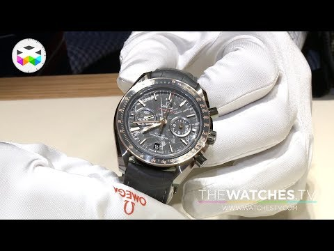 Omega New Watches at Baselworld 2016