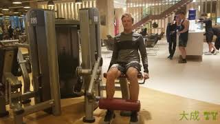 No pain no gain. Practice Igor Khrushch