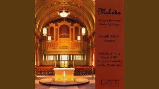 Organ Sonata in B-Flat Major, Op. 65, No. 4, MWV W59: II. Andante religioso