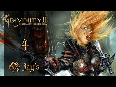 FR Let's Play Divinity II : Le tôme d'Arben  Episode 4