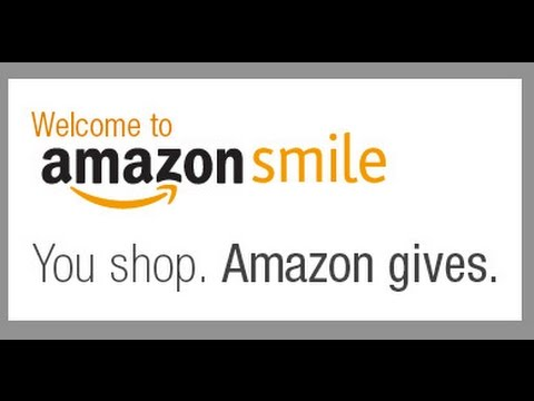 Shop at Amazon.smile and Make a Difference
