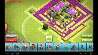 Clash Of Clans Osa 2 Uusi Base