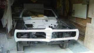 68 Pontiac GTO Restoration