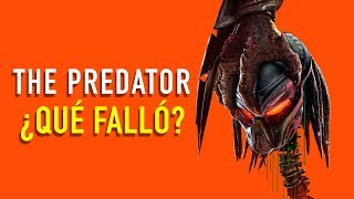 The Predator, ¿Qué falló? | Mr X