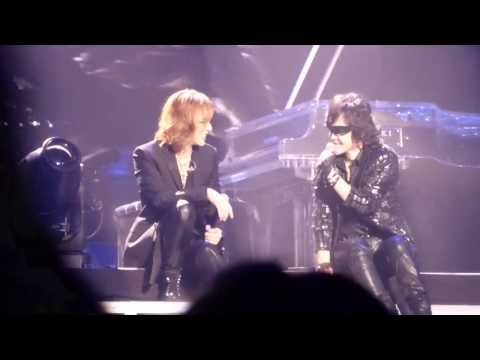 YOSHIKI and ToshI talk session incl. Say Anything | X JAPAN live at Wembley March 4, 2017