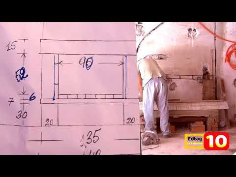 Como hacer una chimenea de ladrillos