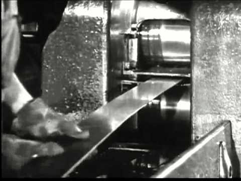 Making Coins 1940 Department of the Treasury Bureau of the Mint