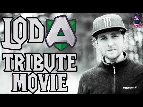 Loda Dota 2 TRIBUTE MOVIE by Time 2 Dota #dota2 #alliance #nth