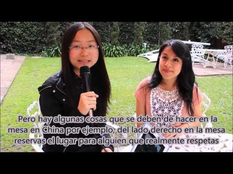 °°°¿Qué opina una turista China de México?°°°°° Caleidoscopio Asiático