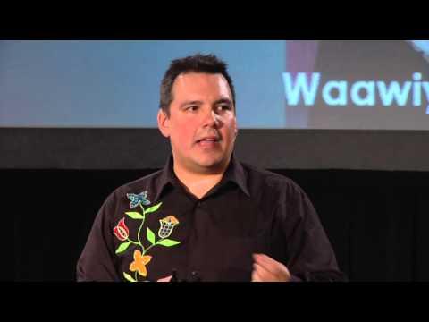 What Does an Indigenous University Look Like? | Niigaanwewidam (James) Sinclair | TEDxUManitoba