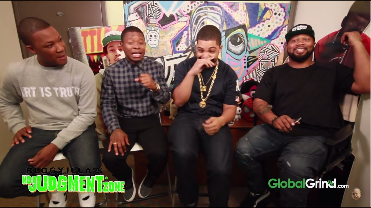 Straight Outta Compton Cast On Meek Mill vs Drake