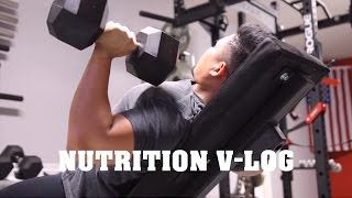 Healthy Eating | Workout Vlog(This is my Powerlifting Journey. Training with only the best equipment available in my Garage Gym. And stay tuned for In depth Product Reviews. Follow Me on ..., 2015-06-23T06:36:15.000Z)