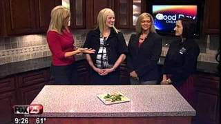 KOKH FOX25   Start Eating Healthy Day   11 2 11