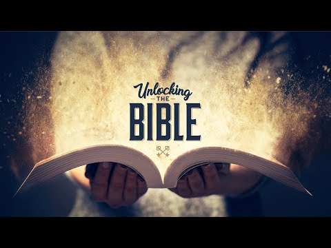 The Bible Is the Book That Understands You | Unlocking the Bible #1