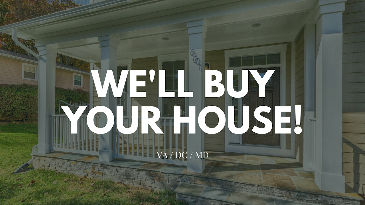 We Want to Buy Your House! - YouTube