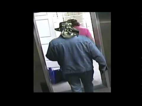 Harrison Miami Savings & Loan Bank Robbery - June 17, 2015